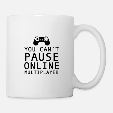 Multiplayer Gamer Online Multiplayer - Mug