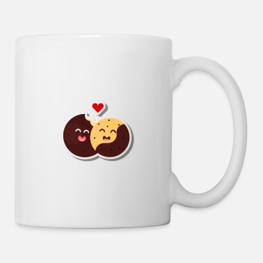 Biscuits love valentines day - Mug