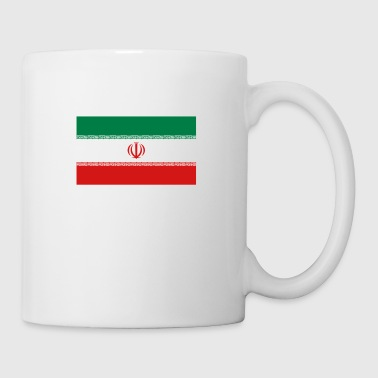National Flag Of Iran - Coffee/Tea Mug