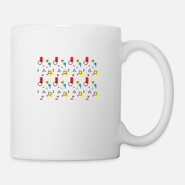 100th Birthday 100th Anniversary of Bauhaus Art School 1919-1933 - Mug