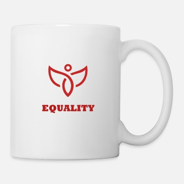 Equalizer EQUALITY - Coffee/Tea Mug