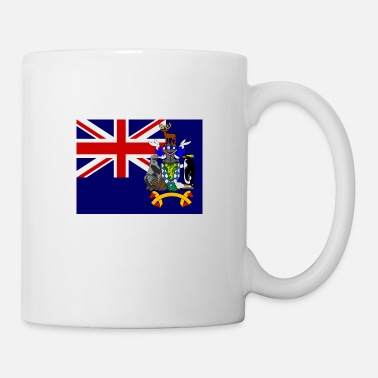The South Flag of South Georgia and the South Sandwich Islan - Mug