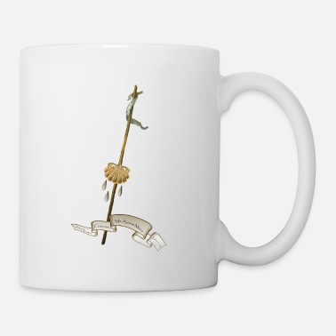 St Johns ST. JOHN THE BAPTIST SYMBOL - Mug