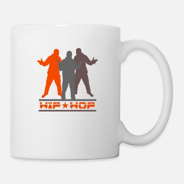 Hip-hop HiP * HoP - Coffee/Tea Mug