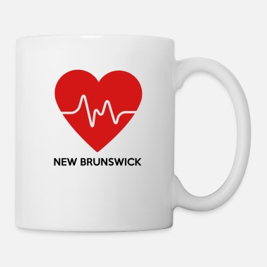 New Brunswick Heart New Brunswick - Mug