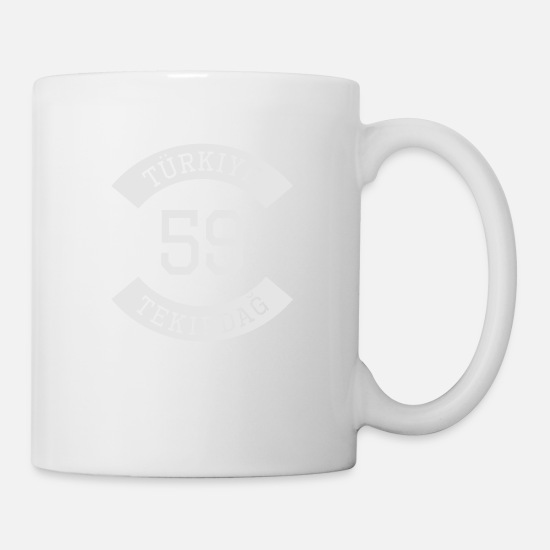 Moon Mugs & Drinkware - turkiye 59 - Mug white