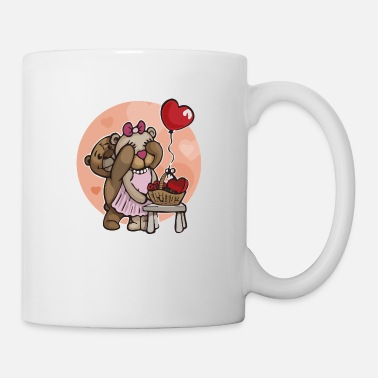 Couples Bear couple - Mug
