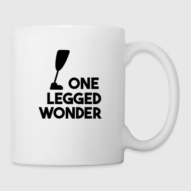 one legged wonder - Coffee/Tea Mug