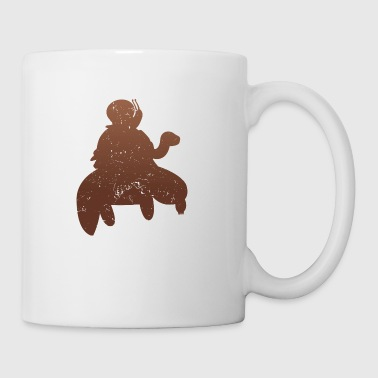 Funny Running - Slow Snail Turtle - Coffee/Tea Mug