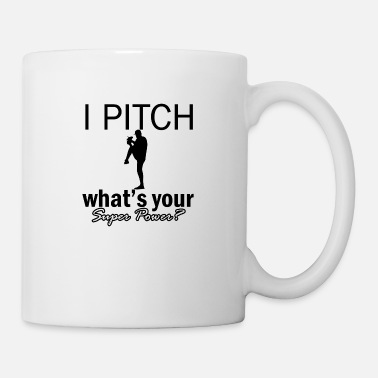 Pitch pitch design - Coffee/Tea Mug