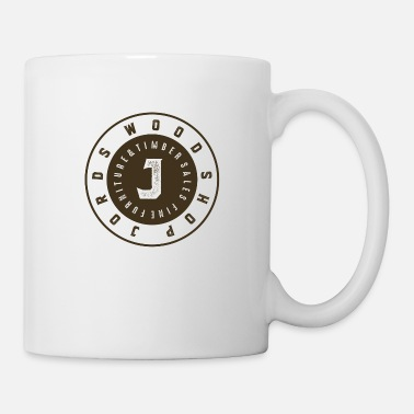New Age JordsWoodShop New Age Logo Round - Coffee/Tea Mug