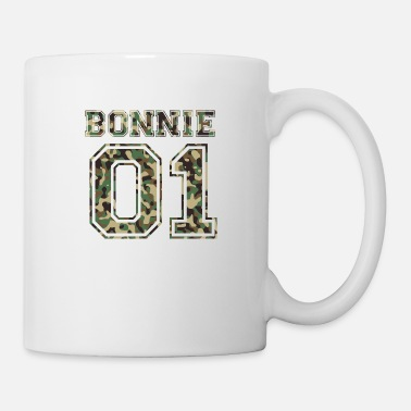 Couples Bonnie_01_camo_2 - Coffee/Tea Mug