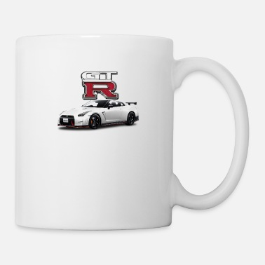 Nissan Nissan GTR R35 - Coffee/Tea Mug