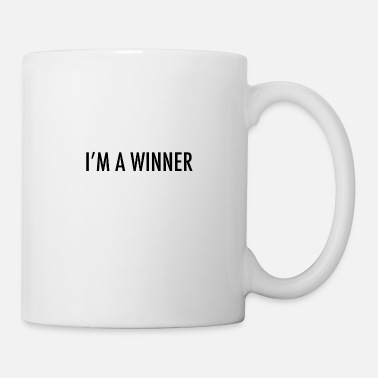 Winner im a winner - Coffee/Tea Mug