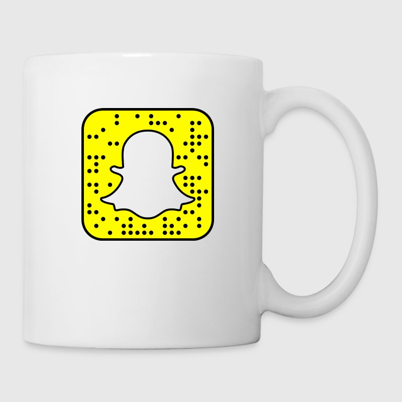 My snap code - Coffee/Tea Mug