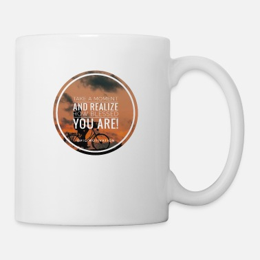 Bless You blessed you - Mug