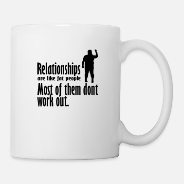 Relationship relationships - Coffee/Tea Mug