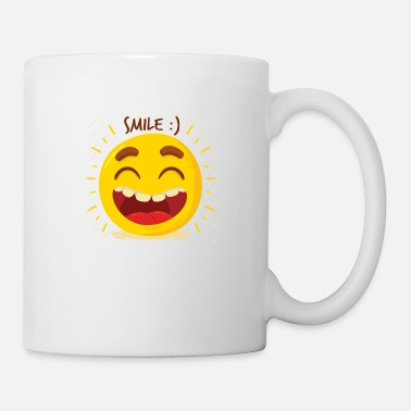 Laugh Laugh Laugh Happy - Mug