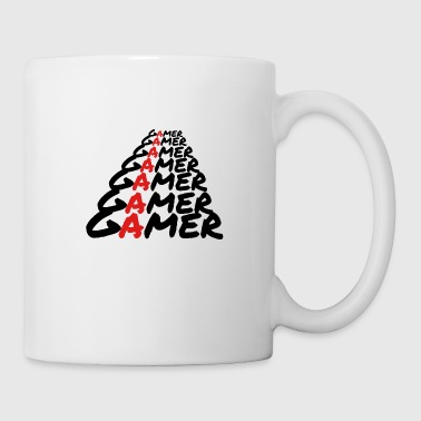 gamer gamer gamer... - Coffee/Tea Mug