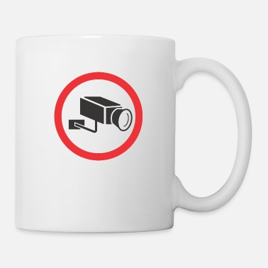 Video Video Control - Coffee/Tea Mug