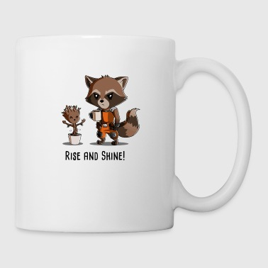 Rise and Shine - Coffee/Tea Mug