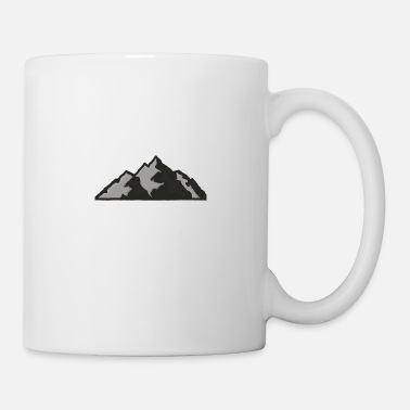 Rock Climbing Mountain - Mug