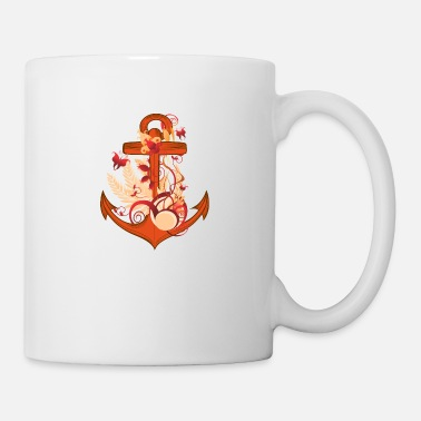 Anchor Anchor - Coffee/Tea Mug