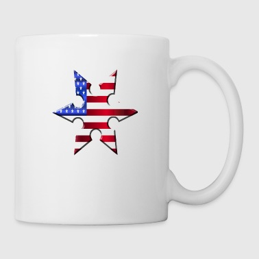 America - Coffee/Tea Mug