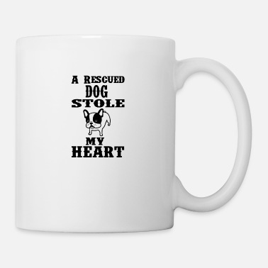Rescue Dog Rescue dog - Coffee/Tea Mug