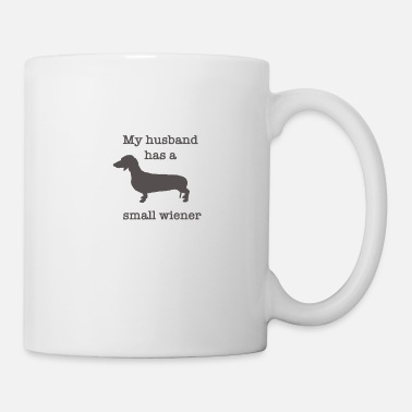 Wiener small wiener - Coffee/Tea Mug