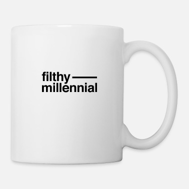 Filthy Millennial - Coffee/Tea Mug