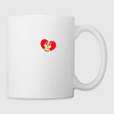 I Love Hamster - Coffee/Tea Mug
