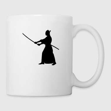 Samurai Japan Katana Fighter Warrior - Coffee/Tea Mug