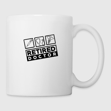Doctor - Retired - Coffee/Tea Mug