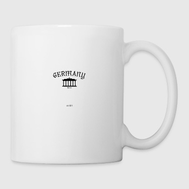 GERMANY (w) - Coffee/Tea Mug