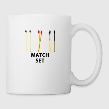 MATCH SET - Coffee/Tea Mug