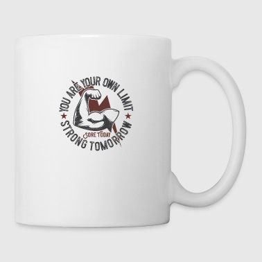 you are your own - Coffee/Tea Mug