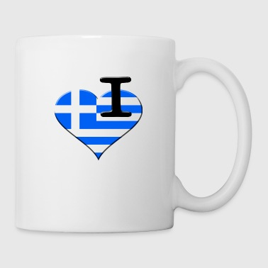 Greece - Coffee/Tea Mug