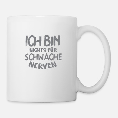 German Cool German Quote - Coffee/Tea Mug