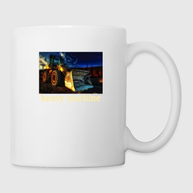 heavy machine - Coffee/Tea Mug