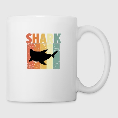 Shark, fish, ocean - Coffee/Tea Mug