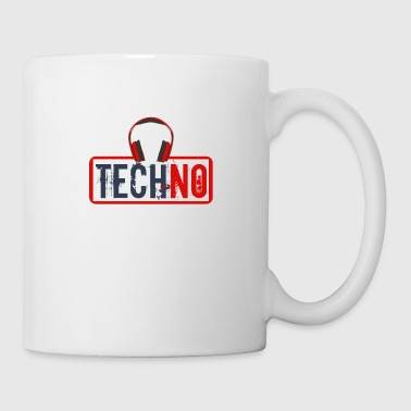 Techno Techno - Coffee/Tea Mug