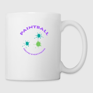 Paintball - Coffee/Tea Mug