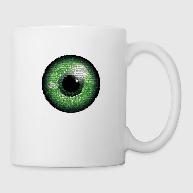 Eyes Gift Idea Graphic artwork Exclusive - Coffee/Tea Mug