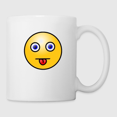 Emoticons Tongue Out - Coffee/Tea Mug