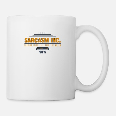Sarcasm Sarcasm - Coffee/Tea Mug