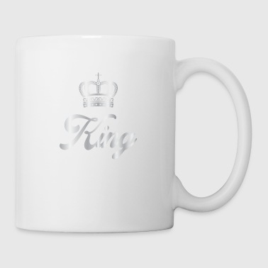 Silver Crown Silver Crowns Lifestyle King Prince G - Coffee/Tea Mug