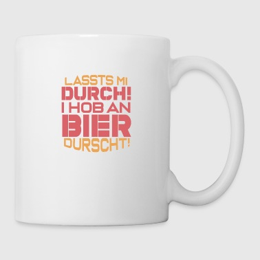 Bavarian Bavarian Quote - Coffee/Tea Mug