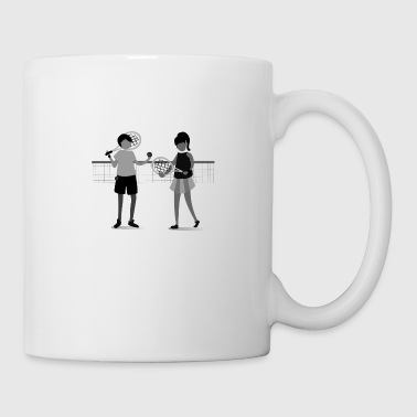 Tennis - Coffee/Tea Mug