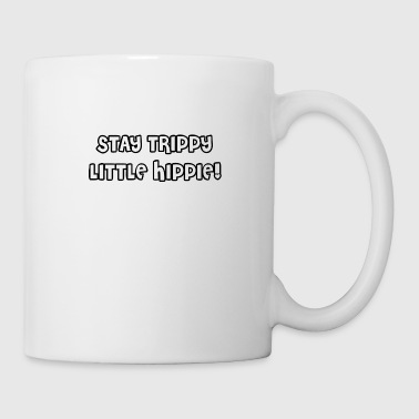 Cocaine Drug Trip | Hippie Peace LSD Grass Gift Idea - Coffee/Tea Mug